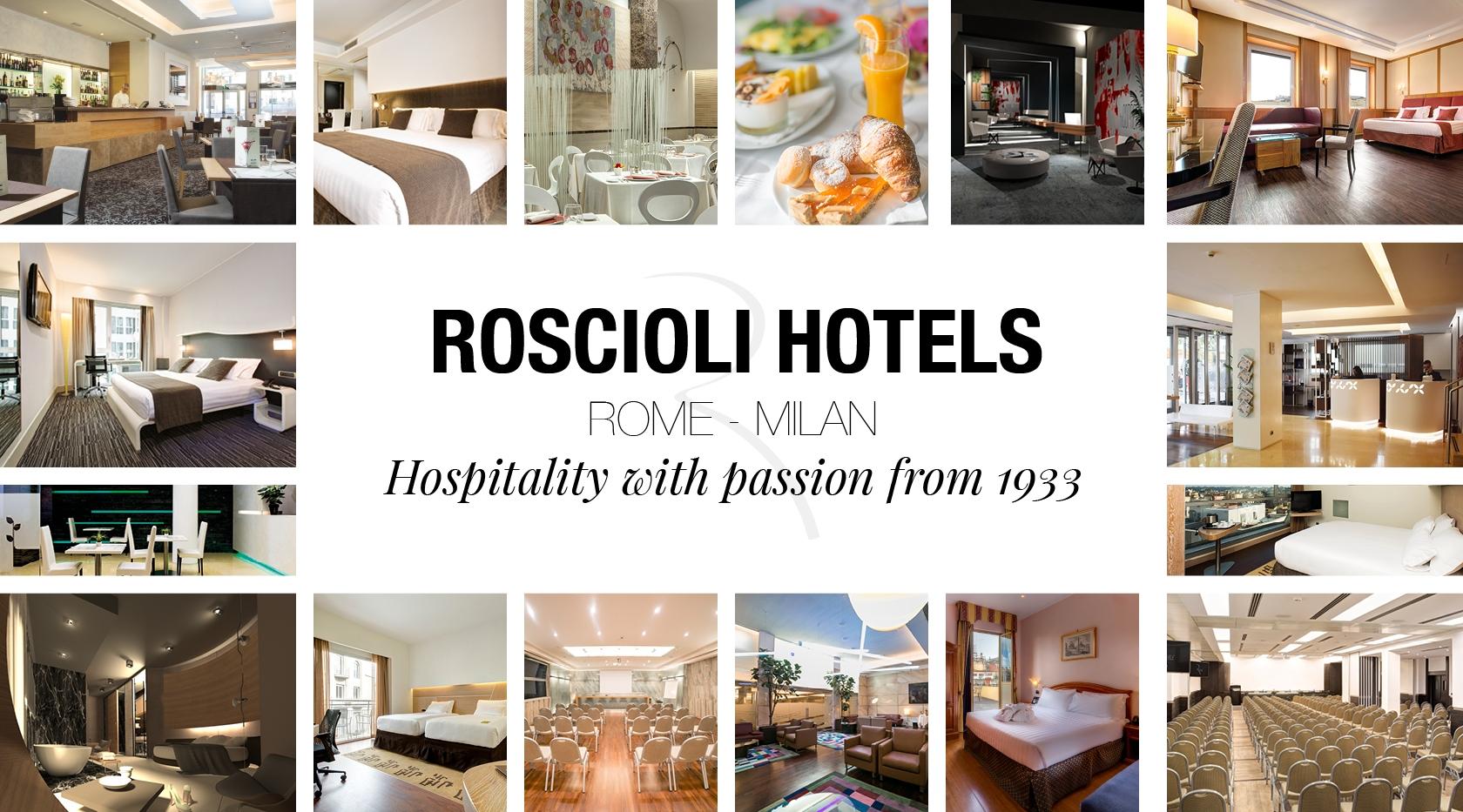 Gruppo Roscioli Hotels Roma