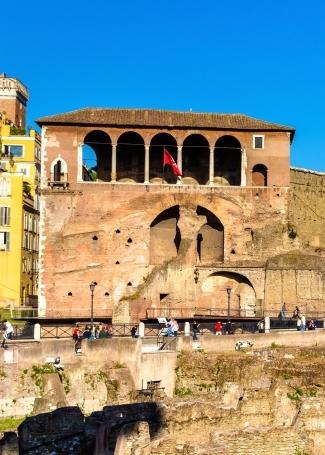 Cosa vedere a Roma - Fori Imperiali - Hotel Raffaello Roma 3 stelle