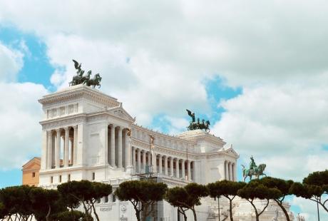 Что посмотреть в Риме - Альтаре делла Патрия - Отель Раффаэлло Рим 3 звезды